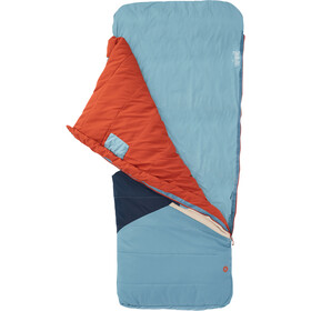 Marmot Idlewild 30 Sleeping Bag Long, cascade blue/picante